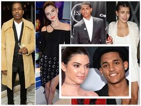 """Cuộc tình tay 4 siêu """"hack não"""" của Kendall Jenner với cô bạn thân và 2 chàng trai"""