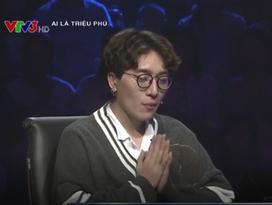 Tin tức mới nhất Ai là Triệu Phú. Châu Đăng Khoa – tác giả hàng loạt hit  của Hồ Ngọc Hà, Noo Phước