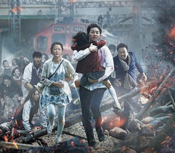 Train to Busan - tác phẩm xoay quanh thảm họa xác sống chính là bộ phim  điện ảnh ăn khách nhất màn ảnh Hàn trong năm qua.
