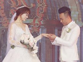 Đinh Ngọc Diệp hay Thúy Diễm là cô dâu có chiếc váy cưới