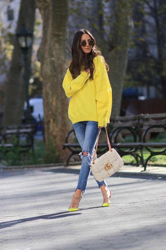 Giày cao gót và những quy tắc kết hợp màu sắc chuẩn chỉnh cùng trang phục - Ảnh 16.