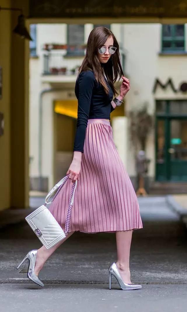 Giày cao gót và những quy tắc kết hợp màu sắc chuẩn chỉnh cùng trang phục - Ảnh 20.