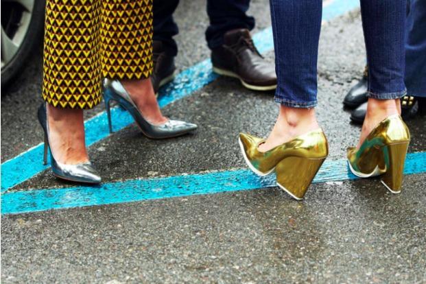 Giày cao gót và những quy tắc kết hợp màu sắc chuẩn chỉnh cùng trang phục - Ảnh 21.