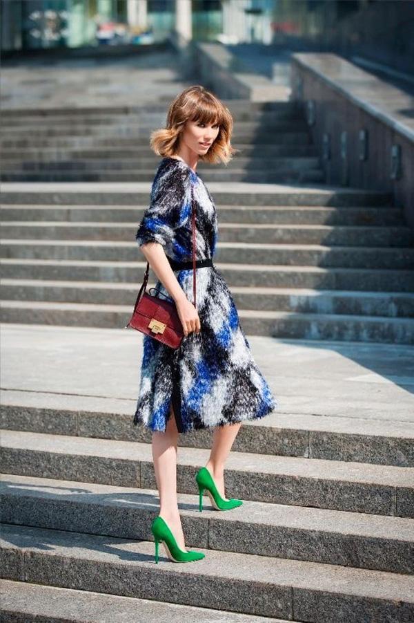Giày cao gót và những quy tắc kết hợp màu sắc chuẩn chỉnh cùng trang phục - Ảnh 9.