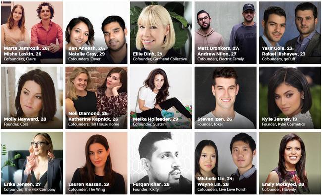 Cứ ghét bỏ đi, Kylie Jenner vẫn lọt top doanh nhân trẻ giỏi nhất thế giới của Forbes - Ảnh 2.