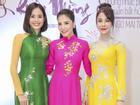Diệp Lâm Anh mặt bớt sưng đến chúc mừng Kiwi Ngô Mai Trang