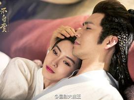 Tình cảm ngọt ngào đáng ghen tị của cặp đôi hot nhất màn ảnh Hoa ngữ hiện nay