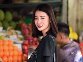 MC Thể thao Quỳnh Chi - bạn dẫn xinh đẹp của Thành Trung tại The Remix