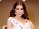 Nhan sắc của Lệ Hằng chỉ xếp hạng 46 tại Miss Universe 2016...?
