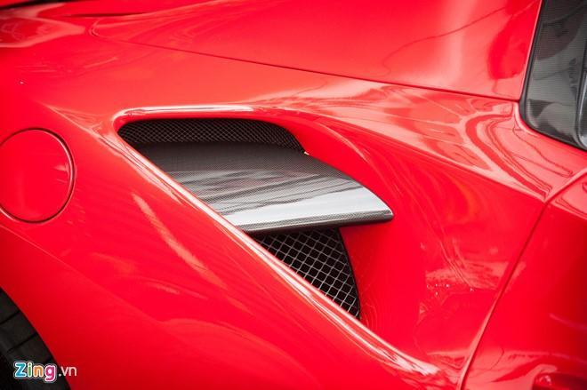 Sieu xe mui tran Ferrari 488 GTB Spider thu 2 ve Viet Nam hinh anh 6