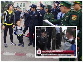 Bé trai 2 tuổi ở Bình Thạnh, TP.HCM đoàn tụ với gia đình sau 1 tháng bị bắt cóc sang Trung Quốc