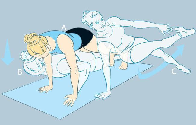 5 động tác yoga chỉ cần tập 3 lần/tuần là đã giúp bạn có vòng 2 phẳng lì đón Tết - Ảnh 3.