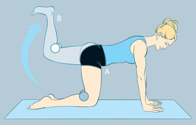 5 động tác yoga chỉ cần tập 3 lần/tuần là đã giúp bạn có vòng 2 phẳng lì đón Tết - Ảnh 4.