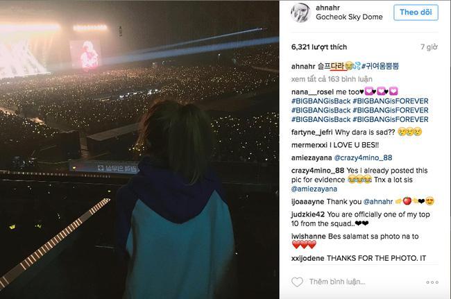 Lộ clip G-Dragon cưng chiều bảo vệ, hôn Dara giữa đám đông fan hỗn loạn - Ảnh 4.