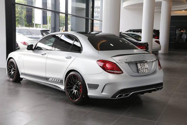 Cường Đô-la tậu hàng độc Mercedes-AMG C63 S Edition 1 - Ảnh 3.