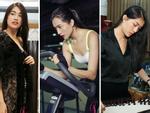 Lệ Hằng đã sẵn sàng chinh chiến tại Miss Universe 2016
