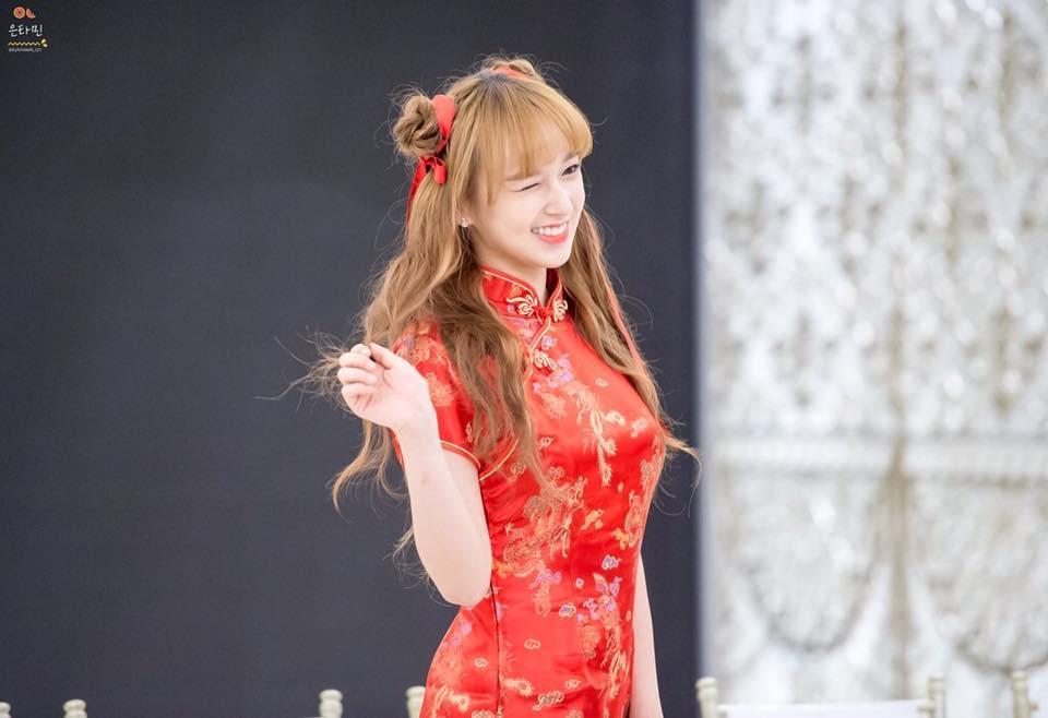 Khuôn mặt đáng yêu, vóc dáng sexy, đây là mỹ nhân Trung nổi nhất ở Hàn hiện nay-3