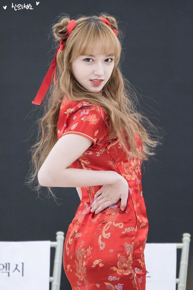 Khuôn mặt đáng yêu, vóc dáng sexy, đây là mỹ nhân Trung nổi nhất ở Hàn hiện nay-4