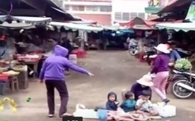 [Video Mutex]: Hé lộ về người mẹ trải nilon dưới lề đường bắt 3 con nhỏ ăn xin ở Đắk Lắk