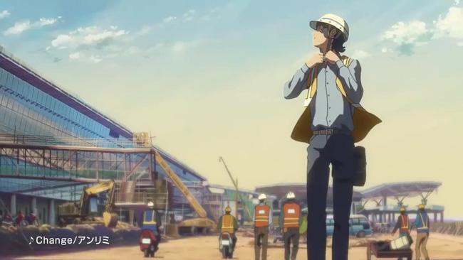Sân bay Nội Bài xuất hiện tuyệt đẹp trong clip anime của đạo diễn nổi tiếng Nhật Bản - Ảnh 3.