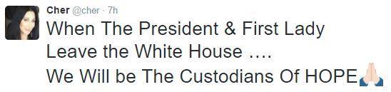 Loạt sao thế giới tiếc nuối khi ông Obama chia tay Nhà Trắng - Ảnh 9.