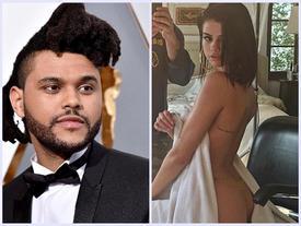 Đây là phản ứng của The Weeknd khi bức ảnh Selena Gomez khỏa thân được công bố