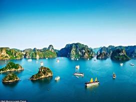 Việt Nam trở thành điểm đến tuyệt vời nhất trong tháng 10.2017