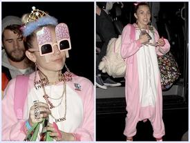 Thật không ngờ Miley Cyrus lại kute thế này trong ngày sinh nhật bạn trai Liam