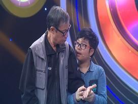 MC Thảo Vân xúc động trước tình cảm của cha Công Lý