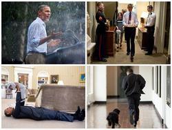 Tạm biệt Obama, thế giới sẽ nhớ những hình ảnh này
