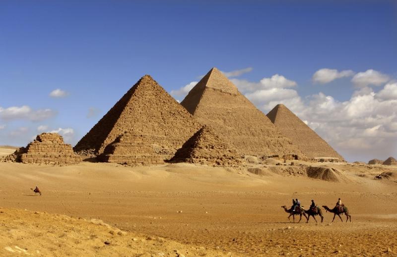 Bí ẩn về vùng đất 'thiêng' Ai Cập cổ đại