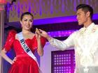 Clip: Chỉ trong một đêm, Lệ Hằng vụt sáng rực rỡ tại Hoa hậu Hoàn vũ 2016
