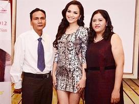 HH Diễm Hương đã nhận sai và làm lành với bố mẹ?