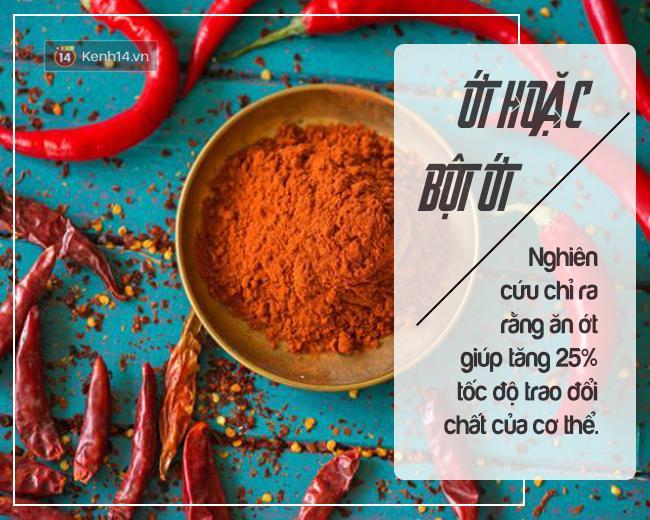 7 siêu thực phẩm đốt cháy mỡ thừa nhất định không thể bỏ qua - Ảnh 1.