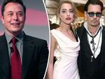 Amber Heard đã có tình yêu mới sau khi thoát khỏi người chồng vũ phu Johnny Depp