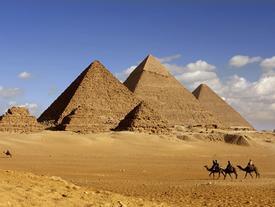 """Bí ẩn về vùng đất """"thiêng"""" Ai Cập cổ đại"""