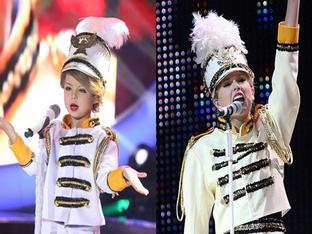 """Hoá thân thành Taylor Swift """"ẵm"""" triệu view, cô bé 7 tuổi được dự đoán sẽ trở thành """"cỗ máy"""" kiếm tiền"""