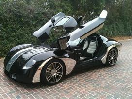 Siêu xe hiếm GTX Devon được rao bán trên eBay