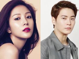 """Nam diễn viên """"Vua bánh mì"""" Joo Won xác nhận hẹn hò đàn chị BoA"""