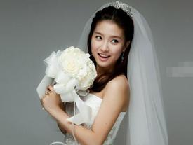 'Cháo' Kim So Eun làm cô dâu xinh đẹp