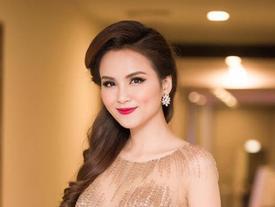 """Bị bới móc quá khứ, hoa hậu Diễm Hương tuyên bố đã hết """"nhiệm kỳ thân thiện""""..."""