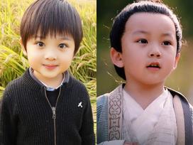 Con trai của Dương Mịch, Lưu Diệc Phi và Angela Baby so bì vẻ đáng yêu