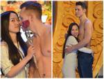 Bệnh viện tổ chức tiệc tất niên toàn trai đẹp cởi trần, các nữ nhân viên tới tham dự được ôm hôn, chụp ảnh