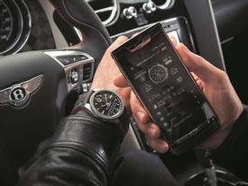 Đồng hồ thửa dành riêng cho Bentley Continental Supersport 2017