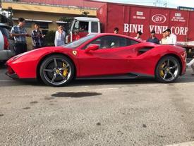 """Ferrari 488 GTB độ 1 tỷ Đồng của tay chơi Đà Nẵng ra biển """"ngũ quý 5"""""""