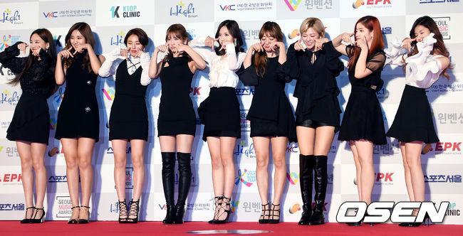 Thảm đỏ Seoul Music Awards: Phạm Băng Băng Hàn Quốc mặc sến vẫn đủ lấn át loạt mỹ nhân Kpop-12