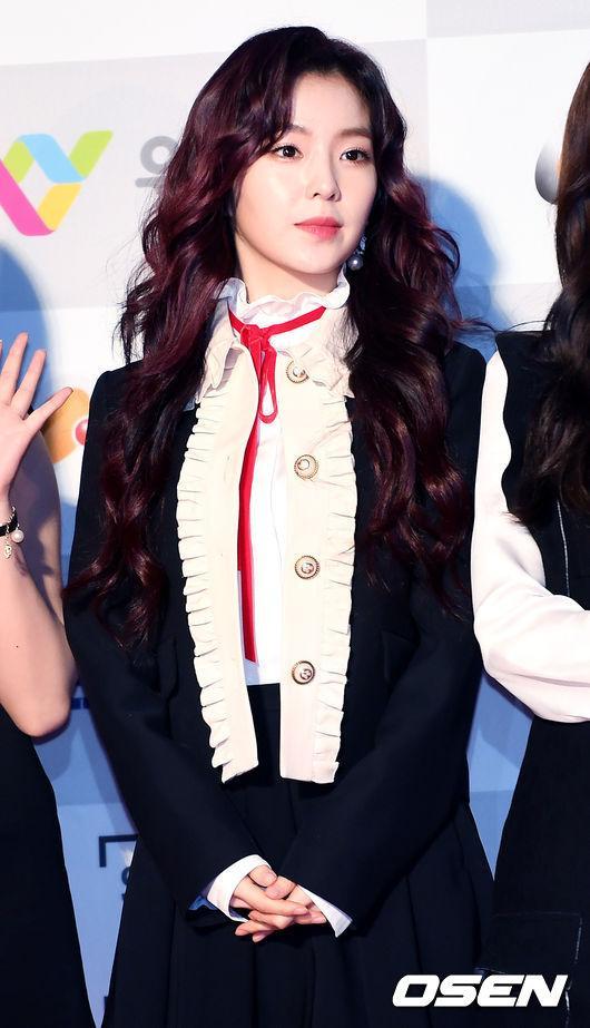 Thảm đỏ Seoul Music Awards: Phạm Băng Băng Hàn Quốc mặc sến vẫn đủ lấn át loạt mỹ nhân Kpop-4