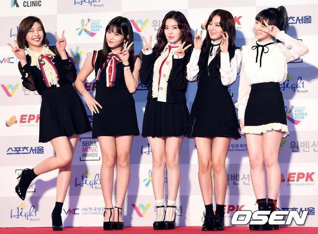 Thảm đỏ Seoul Music Awards: Phạm Băng Băng Hàn Quốc mặc sến vẫn đủ lấn át loạt mỹ nhân Kpop-5