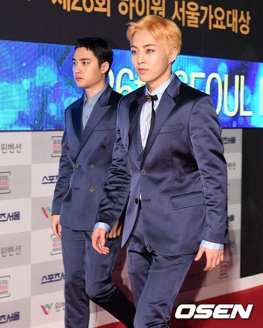 Thảm đỏ Seoul Music Awards: Phạm Băng Băng Hàn Quốc mặc sến vẫn đủ lấn át loạt mỹ nhân Kpop-6