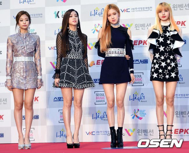 Thảm đỏ Seoul Music Awards: Phạm Băng Băng Hàn Quốc mặc sến vẫn đủ lấn át loạt mỹ nhân Kpop-15